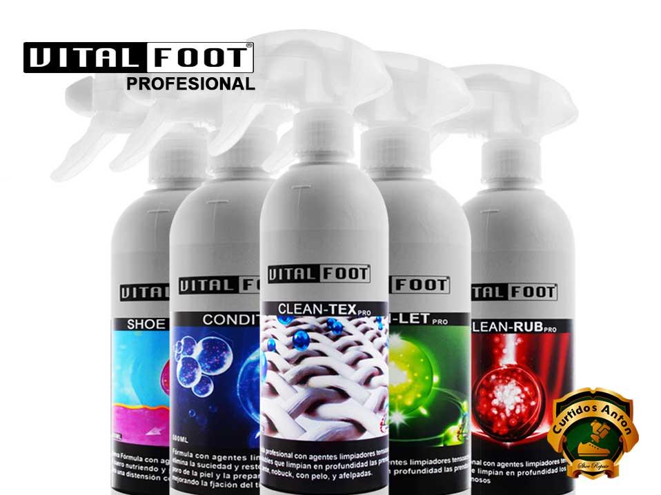 vital foot
